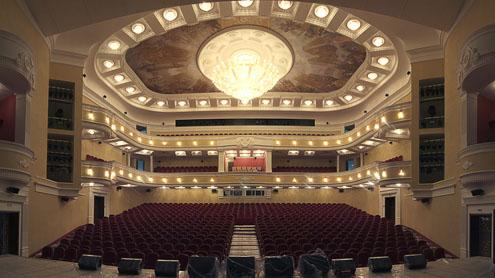 Драмтеатр пенза схема зала