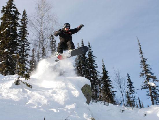 Как кататься на сноуборде